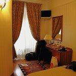 cozy room