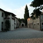Torale - the main square