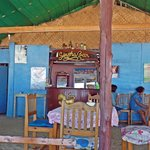 Local pub, they make best thai food ever (directly on the beach in front of the hotel, left side