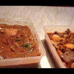 Spicy Beef and Chicken Satay