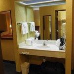 lavabo à l'exterieur