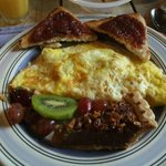 Breakfast yummie to order