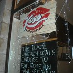 KISS restaurant