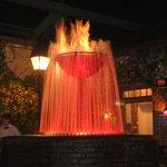 Flaming Fountain 2