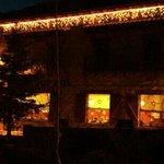 fachada navidades