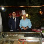 Chef & Reception