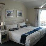 Room 208-corner room on upper floor