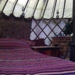 The Brentwood Yurt