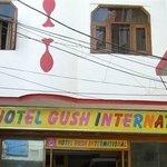 L'Hotel Gush vue de l'exterieur