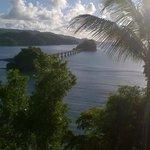 Beautiful scenery around Bahia Principe Caycoa