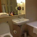 Bathroom in room L6