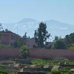 Jewish Cemetery (Miaara) - mountains