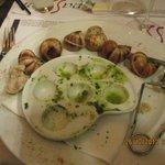escargots....all gone