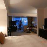 corner suite four seasons vancover room 2503