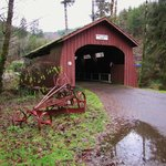 Bridge and farm implement