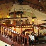 Nigloland. Hotel des Pirates