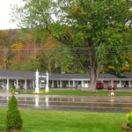 The terrific Mt. Coolidge Motel, Lincoln, NH