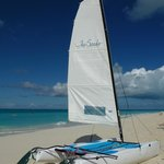 The Sands' Hobie Cat