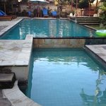 the swimming pool @alam jiwa