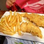 kids chicken tender
