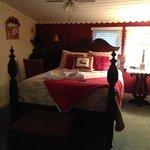Red Room on 2nd flr