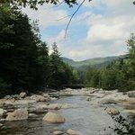 Rocky Gorge Scenic Area, White Mountains