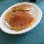 Banana pancakes - yummmm