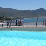 Harbour House pool
