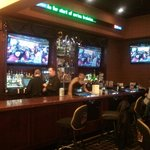 Sports Bar at Cadillac Jack's
