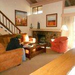Living room; room 504