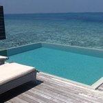 ocean villa plunge pool