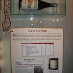 A claim to fame - 1976 Paris tasting