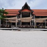 Resort front view