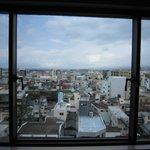 窓からの眺め(西側)