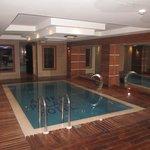 piscine sauna hammam