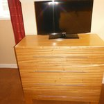 TV Unit in exec room