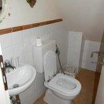 il bagno di servizio.. alias il bagnetto