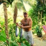 MIchele y pescados