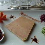 foie gras maison insipide