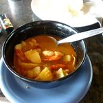 Massaman Curry Seafood