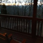 Sunrise View from Lodge Room #7