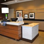 Hampton Inn & Suites - A Hearty Welcome at Check In