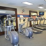 Hampton Inn & Suites - Maintain Your Fitness Program