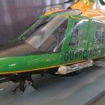 Elicottero della Guardia di Finanza