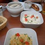 Am Food Lounge Berlin Foto