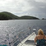 Enroute to snorkeling spot