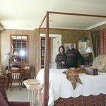 Dans notre chambre avec balcon et vue sur le lac Massapiwi