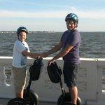 Father/Son Fun Along Bayshore Blvd.