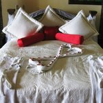 Romantic bed ;-)