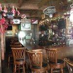 What a beautiful bar. Feels like a pub in Ireland.